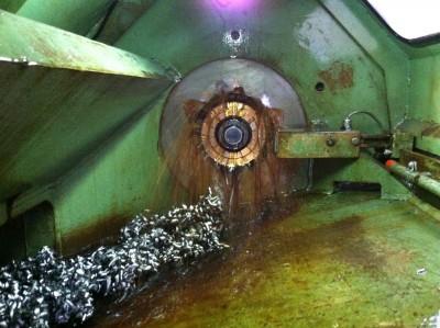 artillery barrel rifling